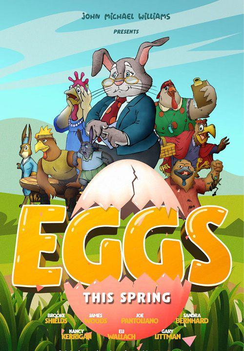 دانلود انیمیشن تخم مرغ ها دوبله فارسی Eggs 2021