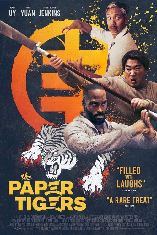 دانلود فیلم The Paper Tigers 2020