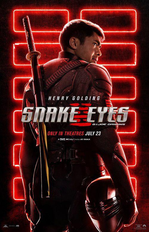 دانلود فیلم چشمان مار Snake Eyes: G.I. Joe Origins 2021