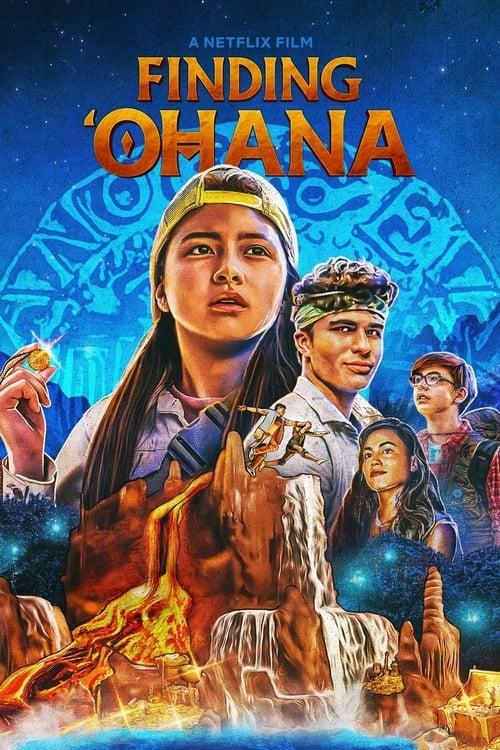 دانلود فیلم Finding Ohana 2021 یافتن اوهانا
