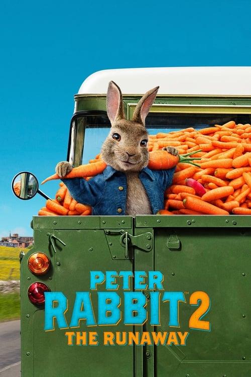 دانلود فیلم Peter Rabbit 2: The Runaway 2021 پیتر خرگوشه 2: فراری