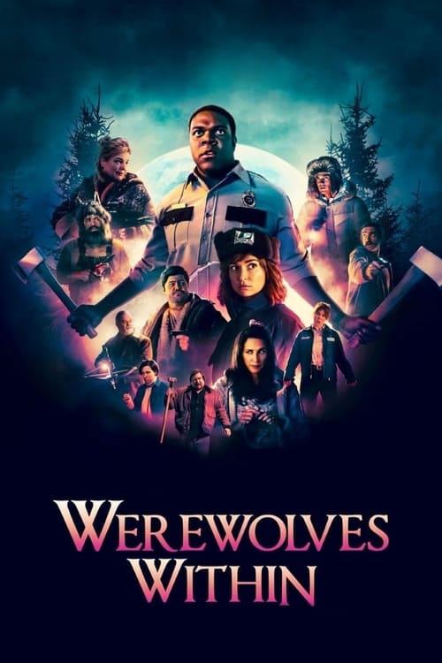 دانلود فیلم Werewolves Within 2021 گرگینه های درون