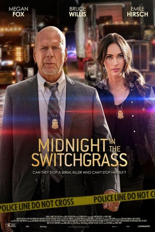دانلود فیلم Midnight in the Switchgrass 2021