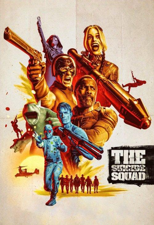 دانلود فیلم جوخه انتحار The Suicide Squad 2021