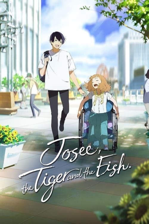 دانلود انیمه Josee, the Tiger and the Fish 2020