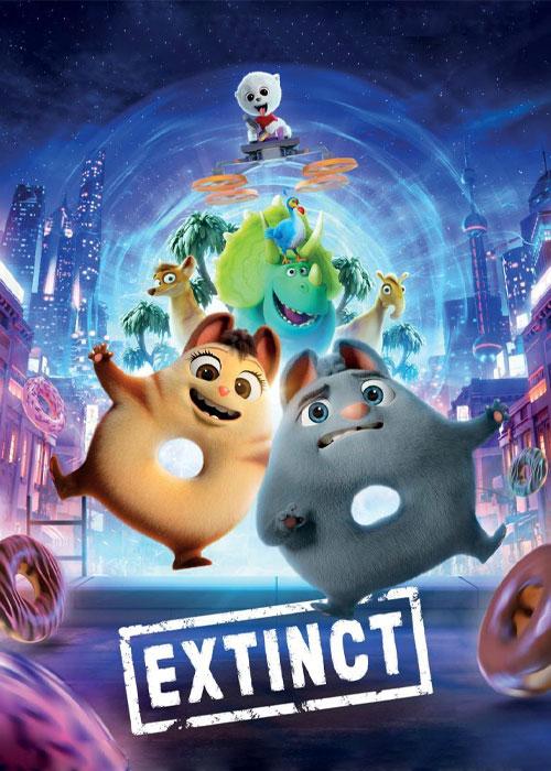 دانلود انیمیشن منقرض شده Extinct 2021