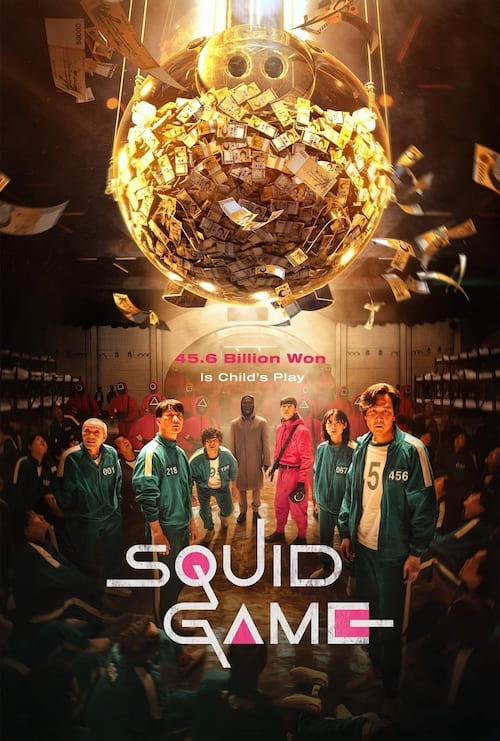 دانلود سریال اسکوید گیم Squid Game 2021